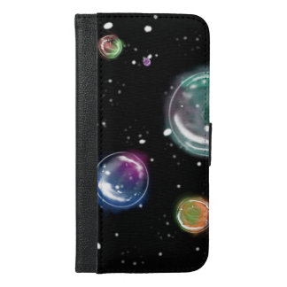 Bubble iPhone 6/6s Plus Wallet Case