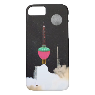 Bubble Light Launch iPhone 8/7 Case