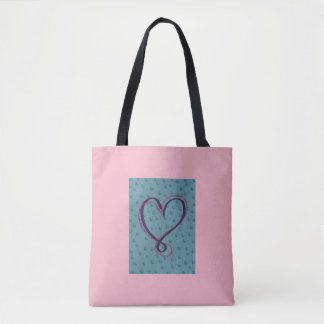 Bubble Love: full tote