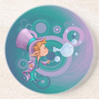 Bubble Magic Beverage Coasters