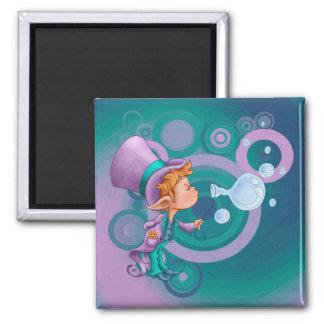 Bubble Magic Square Magnet