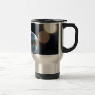 Bubble Stainless Steel Travel Mug