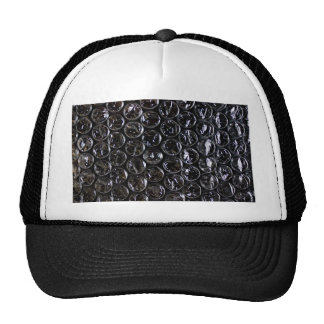Bubble Plastic Mesh Hats