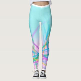 Bubble Pop Neon Leggings