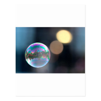 Bubble Postcard