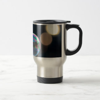 Bubble Stainless Steel Travel Mug
