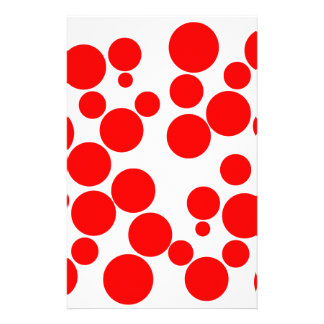 Bubble Stationery Paper