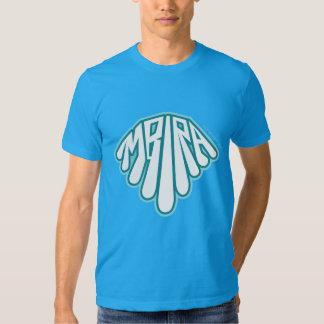 Bubble style mbira tshirt