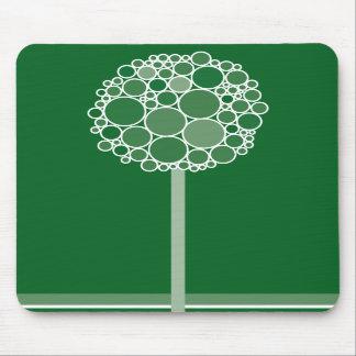 bubble tree 03 mousepad