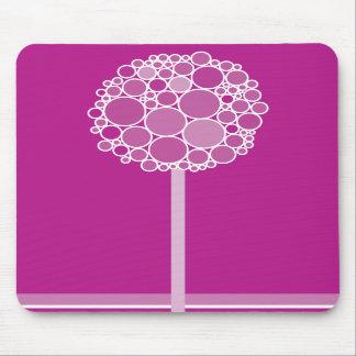 bubble tree 05 mousepad