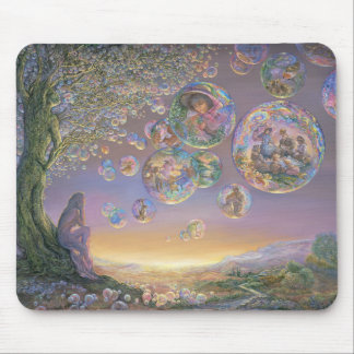 Bubble Tree Mouse Pad