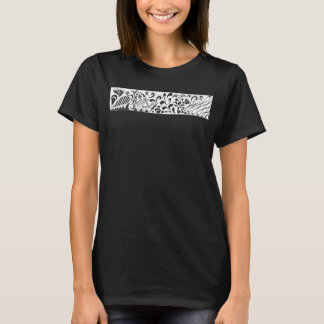 Bubble Trouble - Black T-Shirt