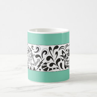 Bubble Trouble - Easter Green Mug