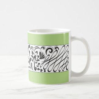 Bubble Trouble - Green Mug