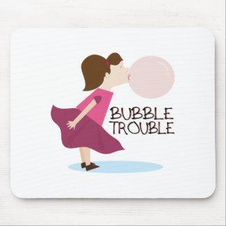 Bubble Trouble Mouse Pads