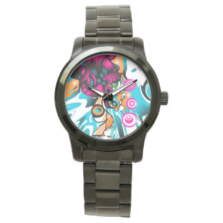 Bubble Trouble Wristwatch