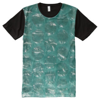 Bubble Wrap All-Over Print T-Shirt