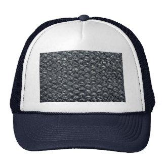 Bubble wrap cap