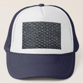 Bubble wrap trucker hat