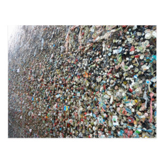 Bubblegum Alley:  Gross, but awesome! Postcard