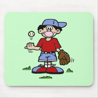 Bubblegum Kid Mouse Pad