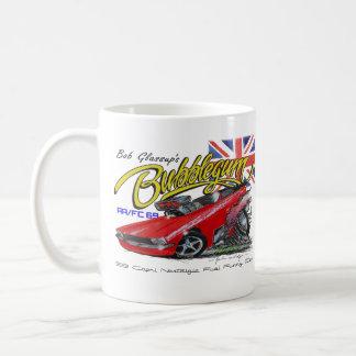Bubblegum nostalgia funny car mug