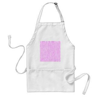 Bubblegum-Pink-Render-Fibers-Pattern Standard Apron