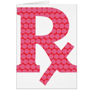 Bubblegum Rx Greeting Cards