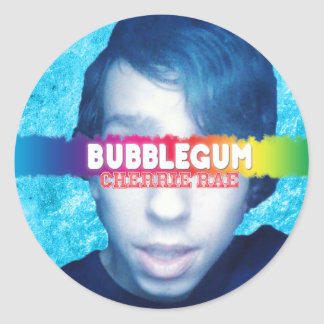 Bubblegum Stickers