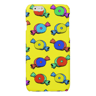 Bubblegums! on Lemon iPhone 6 Plus Case