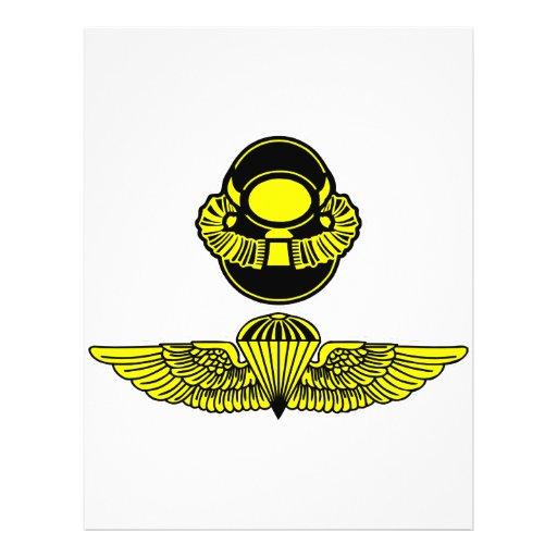 Bubblehead Helmet & Jumpwings Flyer