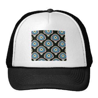 BubblePatternBlack Cap