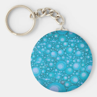 Bubbles and lights,ocean keychains