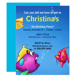 Bubble's Birthday Card