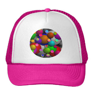 Bubbles by Kenneth Yoncich Cap