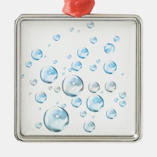 Bubbles Christmas Ornament