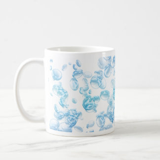 Bubbles Design Coffee Mug