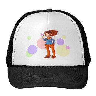 Bubbles Trucker Hats