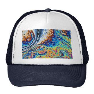 Bubbles Mesh Hats