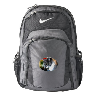 BUBBLES INTENTLY FOCUSED BACKPACK
