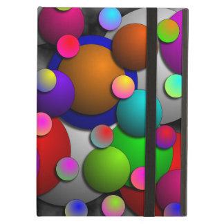 Bubbles iPad Air Cover