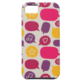 Bubbles iPhone 5 Cover