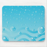 Bubbles IV Mousepad