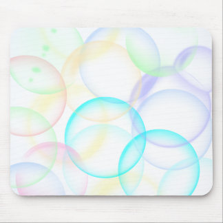 bubbles mouse mat