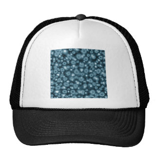 Bubbles of Blue Cap