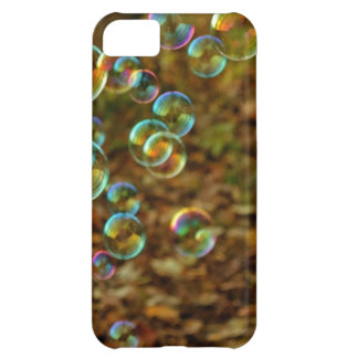 Bubbles on a Fall Day Cover For iPhone 5C