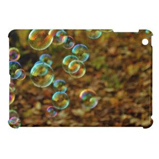 Bubbles on a Fall Day iPad Mini Cover