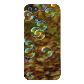 Bubbles on a Fall Day Cover For iPhone 5
