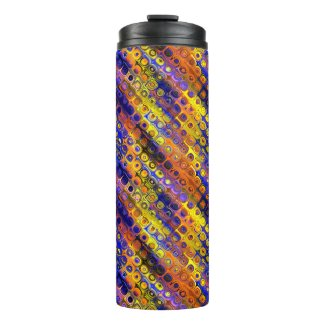 Bubbles on thermal tumbler