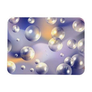 Bubbles Rectangle Magnets